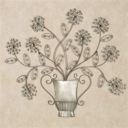 Bouquet de Amour Wall ArtPlatinum