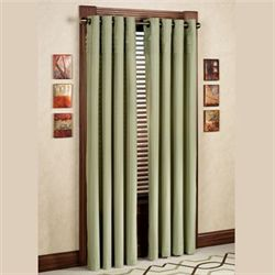 Oxford Pleat Grommet Curtain Panel