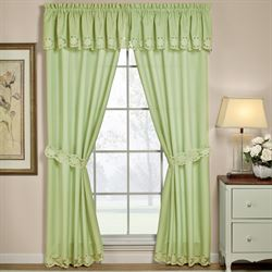 Taylor Tailored Curtain Pair