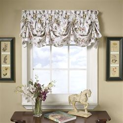 Rosabel Tuck Valance Harvest Gold 70 x 16