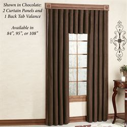 Sound Asleep Curtain Panel