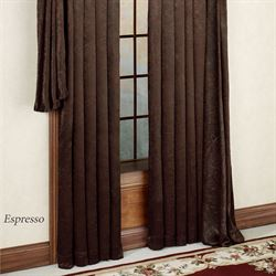 Grand Reflections Tailored Curtain Panel
