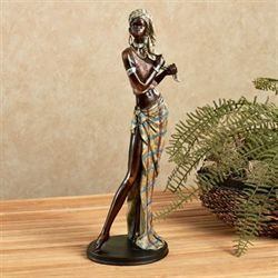 Sahara Sun Figurine Multi Earth