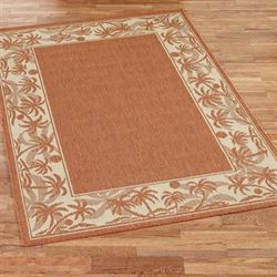 Island Retreat Rectangle Area Rug