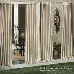 Outdoor Curtains Touch Of Class