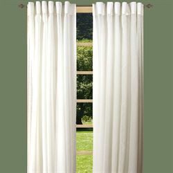 Lucerne Tailored Wide Curtain Pair