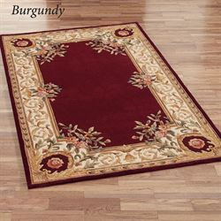 Harmony Border Rectangle Rug