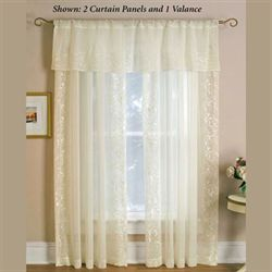 Addison Tailored Curtain Panel