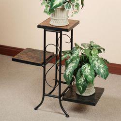 Porterville Plant Stand Black