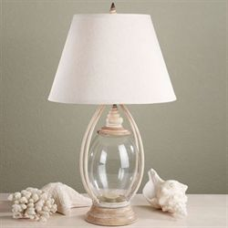 Sea Treasures Lamp Sand