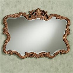 Tamsyn Mirror Antique Gold