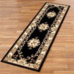 Imperial Aubusson Rug Runner  22 x 711