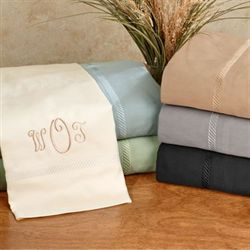 Verona Braid Sheet Set