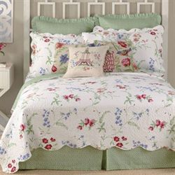 Marinella Quilt Off White