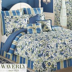 Imperial Dress Comforter Set Porcelain