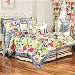 Charmed Comforter Set Light Cream