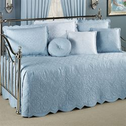 Evermore Powder Blue 4 Piece Daybed SetPowder BlueDaybed