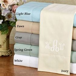 Hemstitch Stripe Sheet Set
