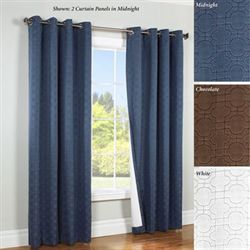 Irongate ThermaPlus Blackout Grommet Curtain Panel