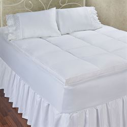 White Duck Featherbed