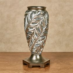 Biaggio Table Vase Silver
