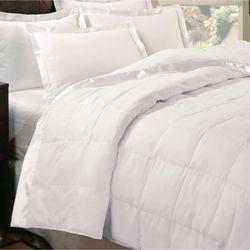 Natural Luxury Down Blanket White