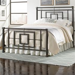 McGregor Complete Bed Frame Dark Bronze