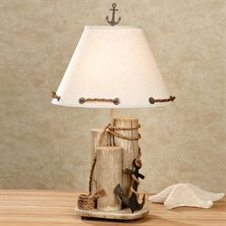 There She Blows Table Lamp Cream