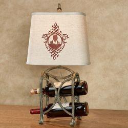 Le Toucher de la Classe Table Lamp Antique Bronze