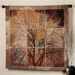 October Light Tapestry