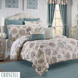 Beckett Comforter Set Parchment
