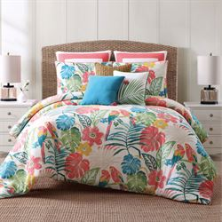 Coco Paradise Mini Comforter Set Multi Bright
