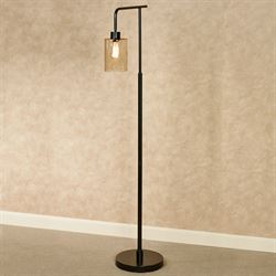 Rho Floor Lamp Black