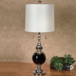 Jargis Table Lamp Polished Chrome