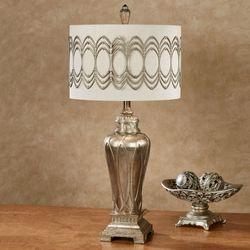 Moralee Table Lamp Platinum