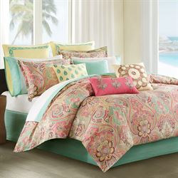 Guinevere Comforter Set Multi Jewel