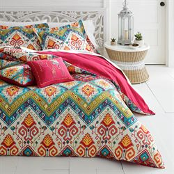 Moroccan Nights Comforter Bed Set Multi Bright