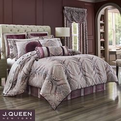 Gianna Comforter Set Orchid