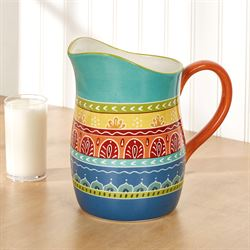 Valencia Beverage Pitcher Multi Jewel