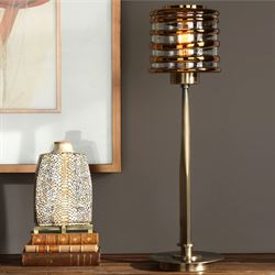 Tovel Table Lamp Golden Bronze