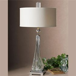 Grancona Table Lamp Silver