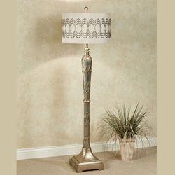 Moralee Floor Lamp Platinum