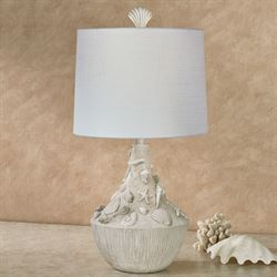 Emerald Isle Table Lamp Natural