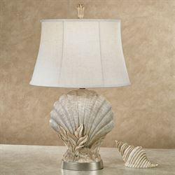 Noble Sea Table Lamp Natural