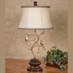 Jasper Table Lamp Gold
