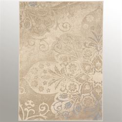 Venetian Fleur Rectangle Rug Honey
