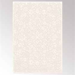 Annecy Rectangle Rug Eggshell