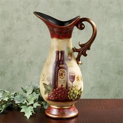 Taste of Tuscany Pitcher