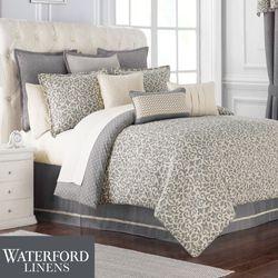 Charlize Gray Comforter Set