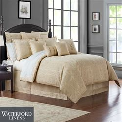 Desmond Comforter Set Light Almond